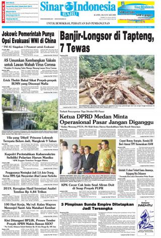 Banjir-Longsor di Tapteng, 7 Tewas