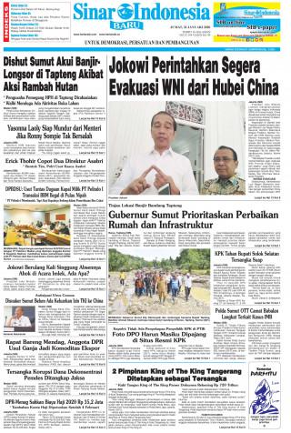 Jokowi Perintahkan Segera Evakuasi WNI dari Hubei China