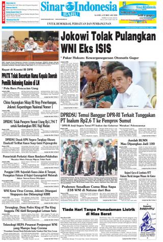 Jokowi Tolak Pulangkan WNI Eks ISIS