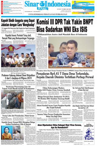 Komisi III DPR Tak Yakin BNPT Bisa Sadarkan WNI Eks ISIS