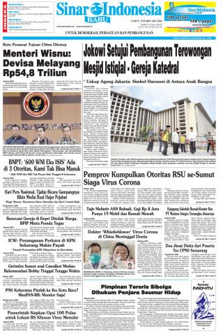 Jokowi Setujui Pembangunan Terowongan Mesji Istiqlal - Gereja Katedral