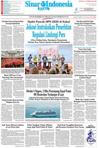 Jokowi Instruksikan Penerbitan Regulasi Lindungi Pers