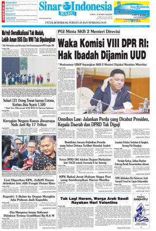 Waka Komisi VIII DPR RI : Hak Ibadah Dijamin UUD