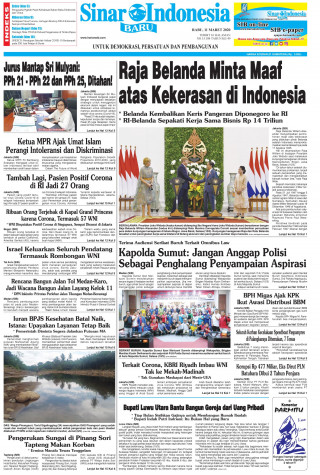 Raja Belanda Minta Maaf atas Kekerasan di Indonesia