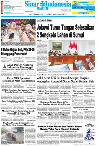 Jokowi Turun Tangan Selesaikan 2 Sengketa Lahan di Sumut