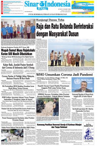 Raja dan Ratu Belanda Berinteraksi dengan Masyarakat Dusun