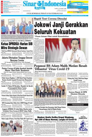 Jokowi Janji Gerakkan Seluruh Kekuatan
