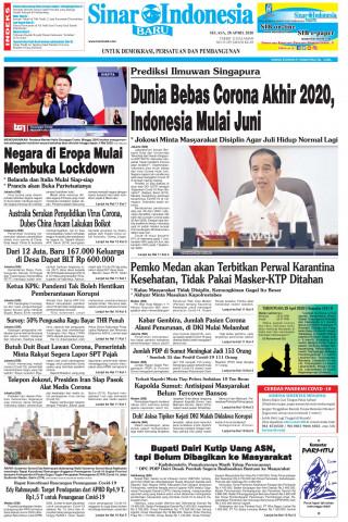 Dunia Bebas Corona Akhir 2020, Indonesia Mulai Juni