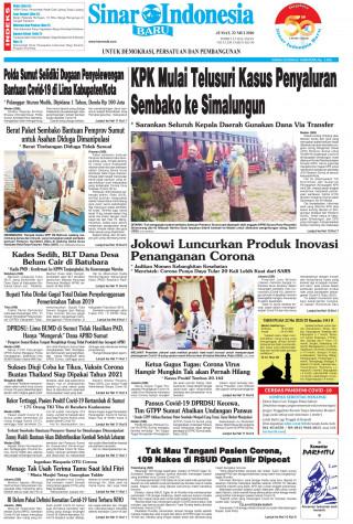 KPK Mulai Telusuri Kasus Penyaluran Sembako ke Simalungun