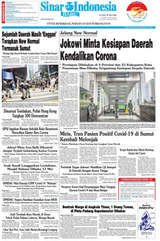 Jokowi Minta Kesiapan Daerah Kendalikan Corona