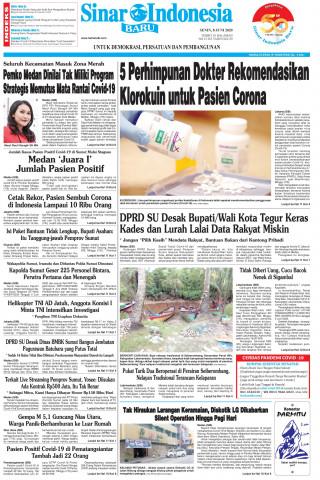 5 Perhimpunan Dokter Rekomendasikan Klorokuin untuk Pasien Corona