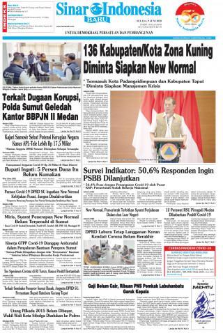 136 Kabupaten/Kota Zona Kuning Diminta Siapkan New Normal