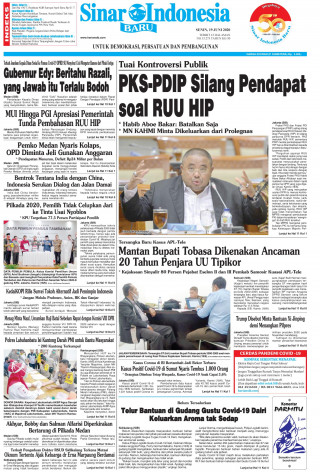PKS-PDIP Silang Pendapat Soal RUU HIP