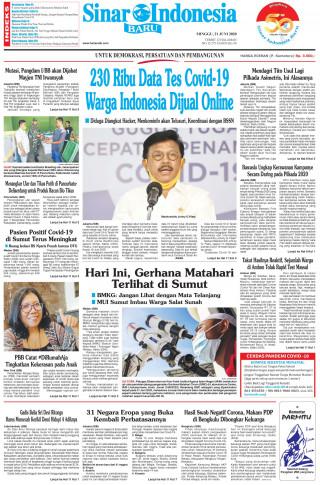 230 Ribu Data Tes Covid-19 Warga Indonesia Dijual Online