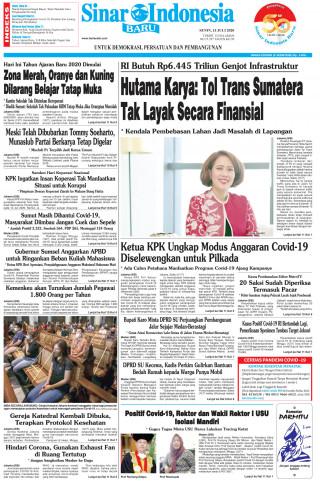 Hutama Karya: Tol Trans Sumatera Tak Layak Secara Finansial