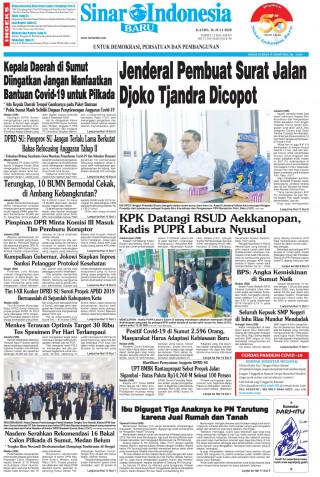 Jenderal Pembuat Surat Jalan Djoko Tjandra Dicopot