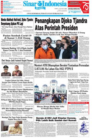 Penangkapan Djoko Tjandra Atas Perintah Presiden