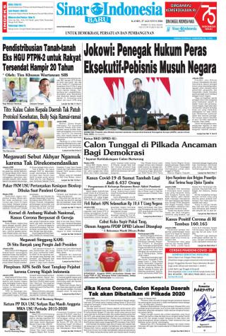 Jokowi: Penegak Hukum Peras Eksekutif-Pebisnis Musuh Negara