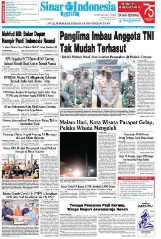 Panglima Imbau Anggota TNI Tak Mudah Terhasut