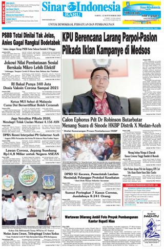 KPU Berencana Larang Parpol-Paslon Pilkada Iklan Kampanye di Medsos