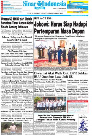 Jokowi: Harus Siap Hadapi Pertempuran Masa Depan