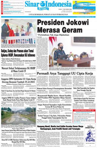 Presiden Jokowi Merasa Geram