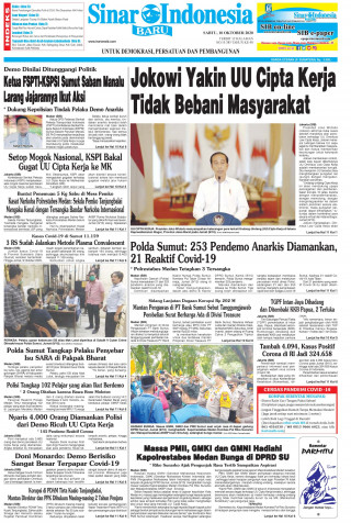 Jokowi Yakin UU Cipta Kerja Tidak Bebani Masyarakat