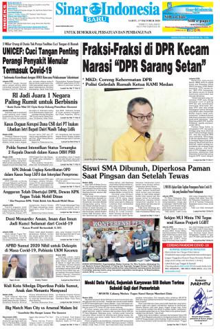 "Fraksi-Fraksi di DPR Kecam Narasi ""DPR Sarang Setan"""