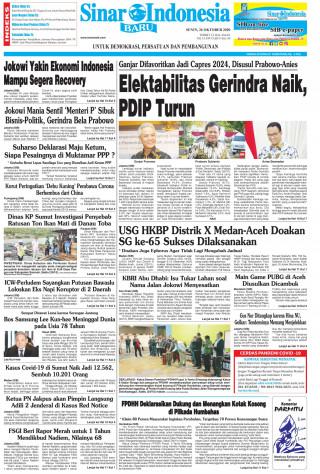 Elektabilitas Gerindra Naik, PDIP Turun