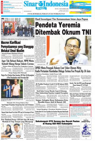 Pendeta Yeremia Ditembak Oknum TNI