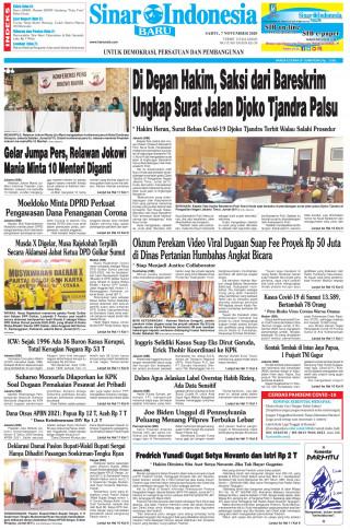 Di Depan Hakim, Saksi dari Bareskrim Ungkap Surat Jalan Djoko Tjandra Palsu