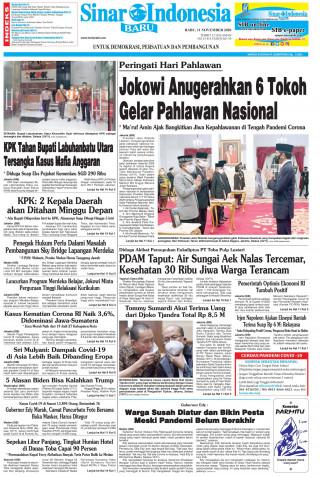 Jokowi Anugerahkan 6 Tokoh Gelar Pahlawan Nasional