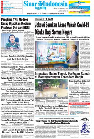 Jokowi Serukan Akses Vaksin Covid-19 Dibuka Bagi Semua Negara
