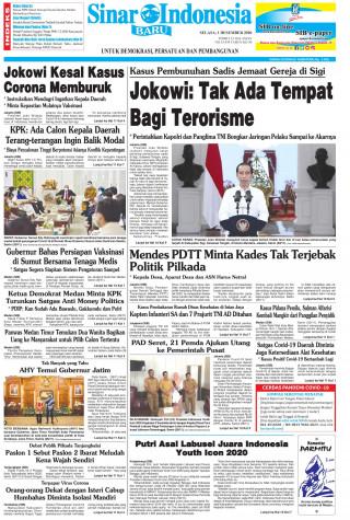 Jokowi: Tak Ada Tempat Bagi Terorisme