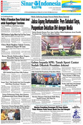 Jaksa Agung Burhanuddin: Pers Sahabat Saya, Puspenkum Dekatkan Diri dengan Media