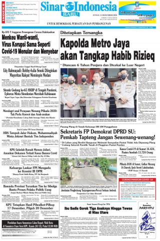 Kapolda Metro Jaya akan TangkapHabib Rizieq