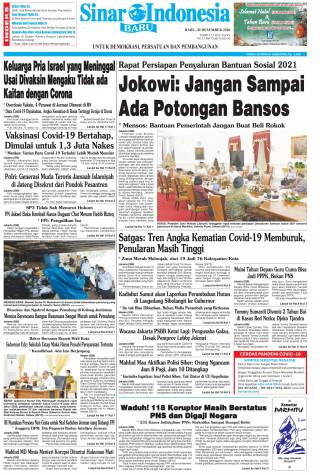 Jokowi: Jangan Sampai Ada Potongan Bansos