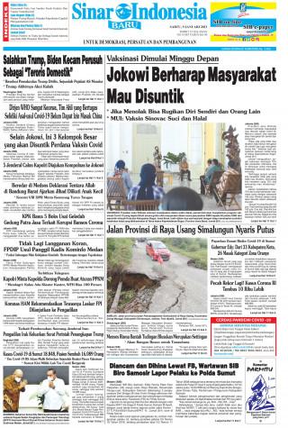 Jokowi Berharap Masyarakat Mau Disuntik