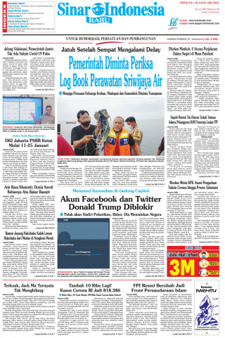 Pemerintah Diminta Periksa Log Book Perawatan Sriwijaya Air