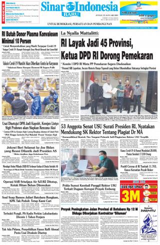 RI Layak Jadi 45 Provinsi, Ketua DPD RI Dorong Pemekaran