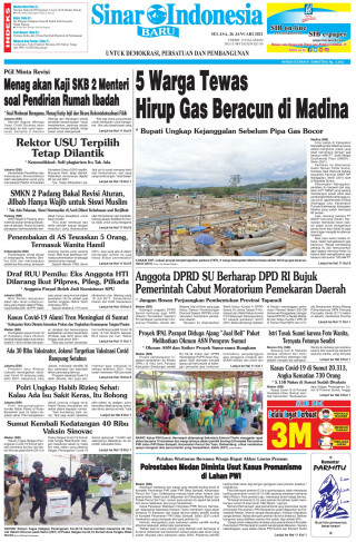 5 Warga Tewas Hirup Gas Beracun di Madina
