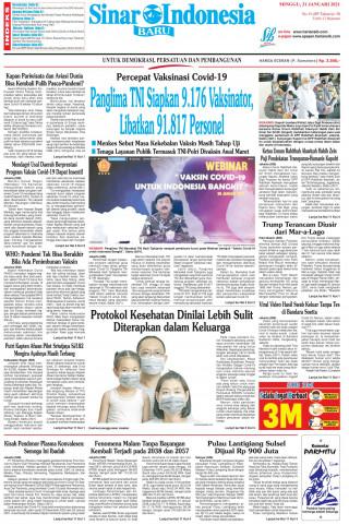 Panglima TNI Siapkan 9.176 Vaksinator, Libatkan 91.817 Personel