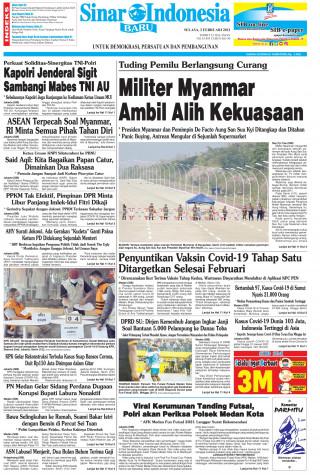 Militer Myanmar Ambil Alih Kekuasaan
