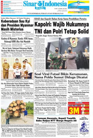 Kapolri: Wajib Hukumnya TNI dan Polri Tetap Solid
