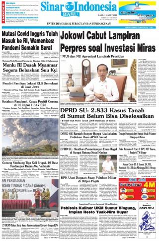 Jokowi Cabut Lampiran Perpres soal Investasi Miras
