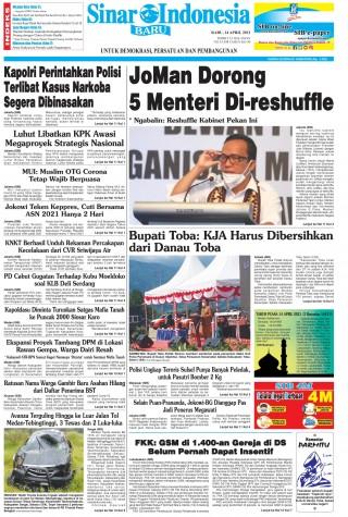 JoMan Dorong 5 Menteri Di-reshuffle