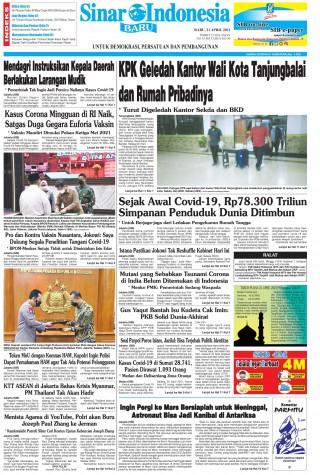 KPK Geledah Kantor Wali Kota Tanjungbalai dan Rumah Pribadinya
