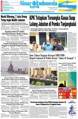 KPK Tetapkan Tersangka Kasus Suap Lelang Jabatan di Pemko Tanjungbalai