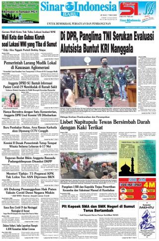 Di DPR, Panglima TNI Serukan Evaluasi Alutsista Buntut KRI Nanggala