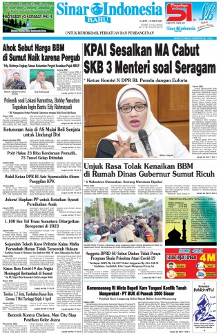 KPAI Sesalkan MA Cabut SKB 3 Menteri soal Seragam